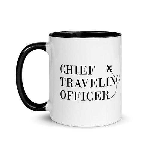 Chief Traveling Officer Mug