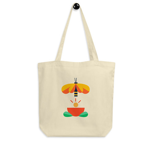 Pollination Eco Tote Bag