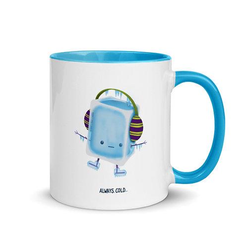 Always Cold Mug with Color Inside