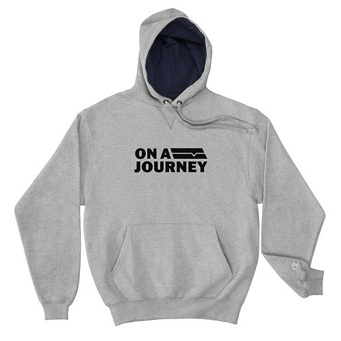 On A Journey Champion Hoodie
