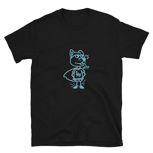 Blue Pup Unisex T-Shirt