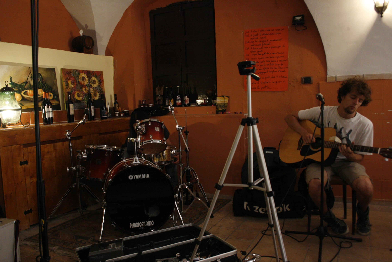 Recording prep