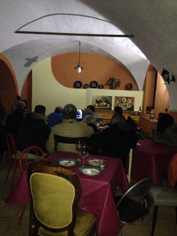 Intimate session in Antisterie