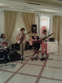 Wedding reception: Lewis Clark Band