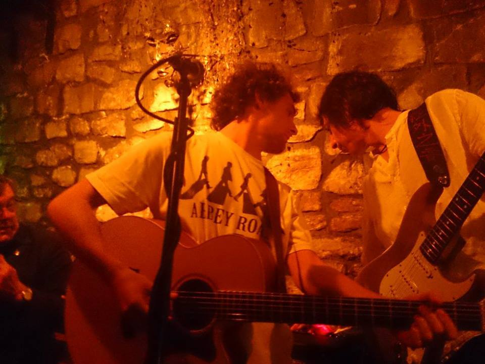 In concert, Bristol