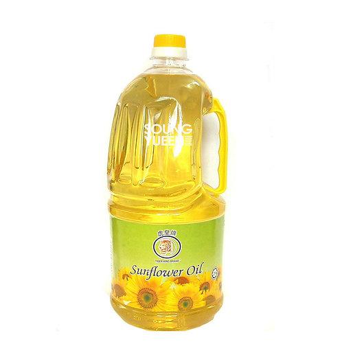 TIGER KING SUNFLOWER OIL 2L
