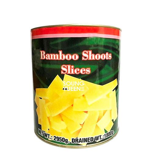 TIGER KING BAMBOO SHOOT SLICES 2950G
