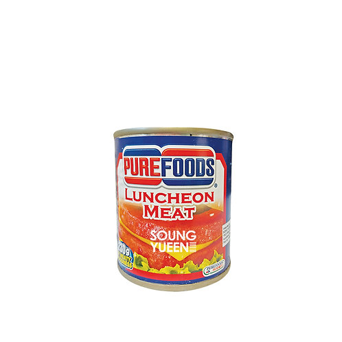 PUREFOODS LUNCHEON MEAT 230G