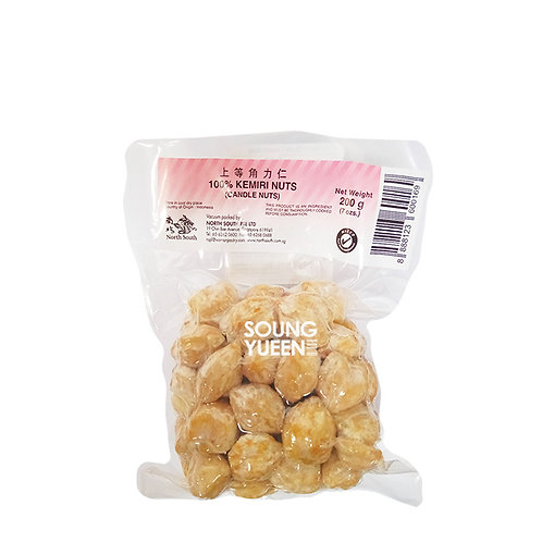 NORTH SOUTH CANDLE NUT 200G