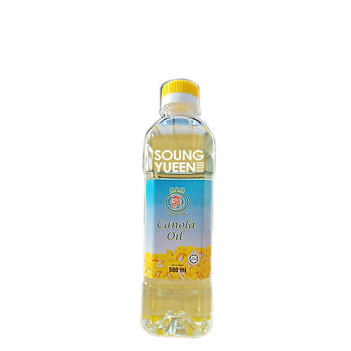 TIGER KING CANOLA OIL 500ML