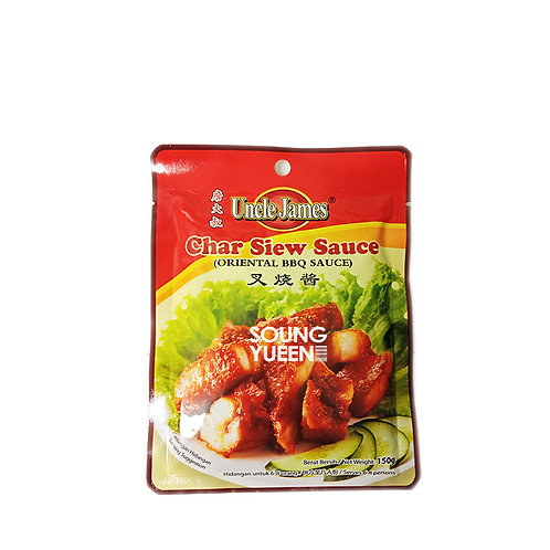 UNCLE JAMES CHAR SIEW SAUCE 150G