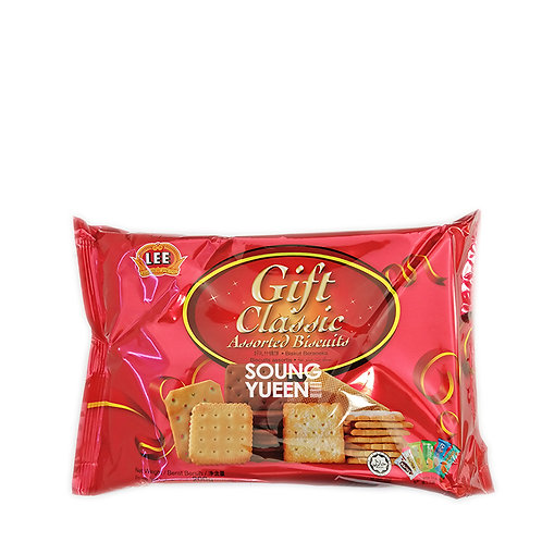 LEE GIFT CLASSIC ASSORTED BISCUITS 200G