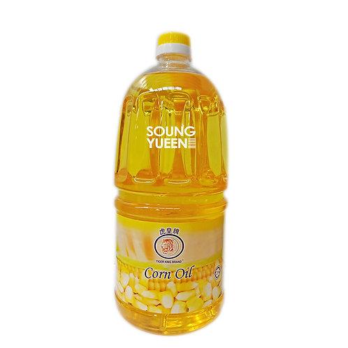 TIGER KING CORN OIL 2L