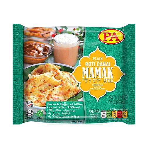 PA ROTI CANAI MAMAK STYLE 5PCS/90G
