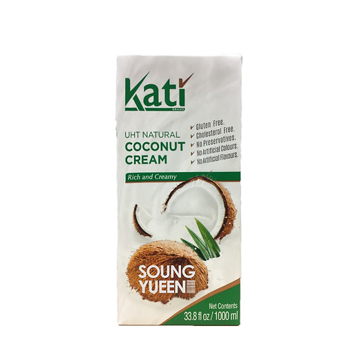 KATI COCONUT CREAM 1L