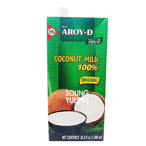 AROY-D COCONUT MILK 1L