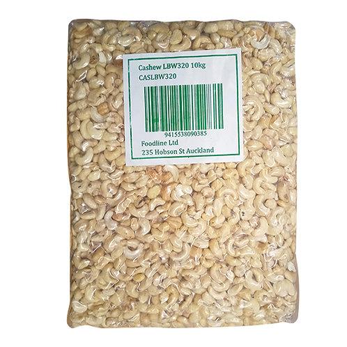 CASHEW NUT LBW320 10KG