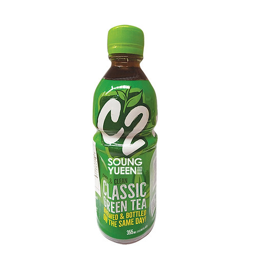 C2 GREEN TEA 355ML