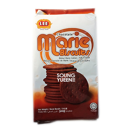 LEE CHOCOLATE MARIE BISCUITS 300G