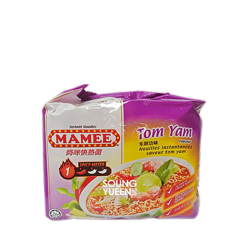 MAMEE TOM YAM FLAVOUR INSTANT NOODLES 5'S