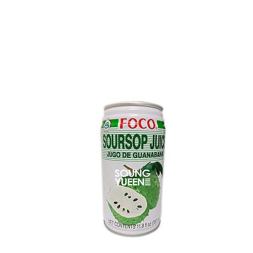 FOCO SOURSOP DRINK 350ML
