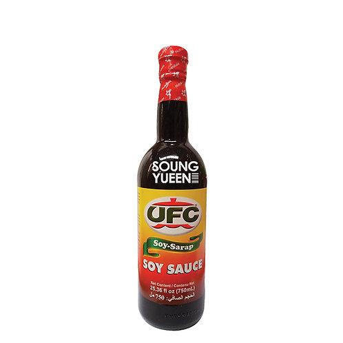 UFC SOY SAUCE 750ML
