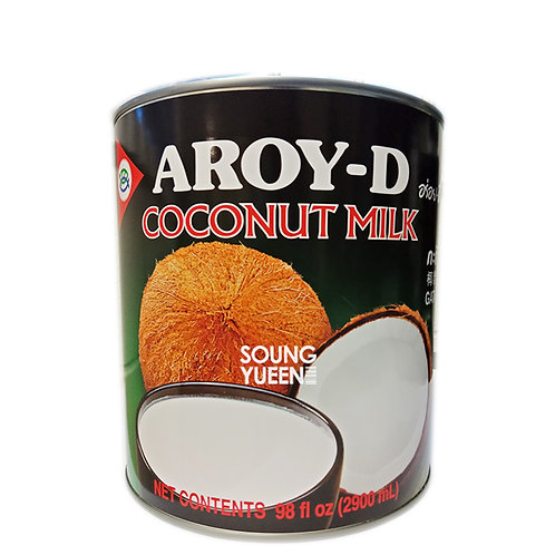 AROY-D COCONUT MILK 2.9L