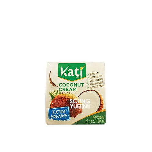 KATI COCONUT CREAM 150ML