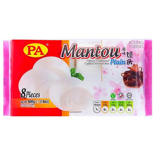 PA MANTOU PLAIN 8PCS/50G