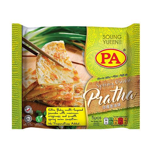 PA SPRING ONION PRATHA 5PCS/80G