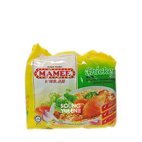 MAMEE CHICKEN FLAVOUR INSTANT NOODLES 5'S