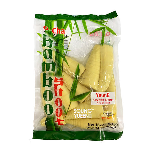 O-CHA BAMBOO SHOOT YOUNG TIP VP 454G