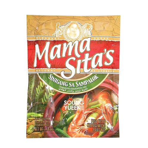 MAMA SITA'S TAMARING SEASONING MIX SINIGANG SA SAMPALOK 50G