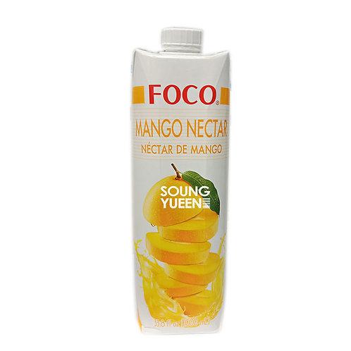 FOCO MANGO NECTAR DRINK 1L