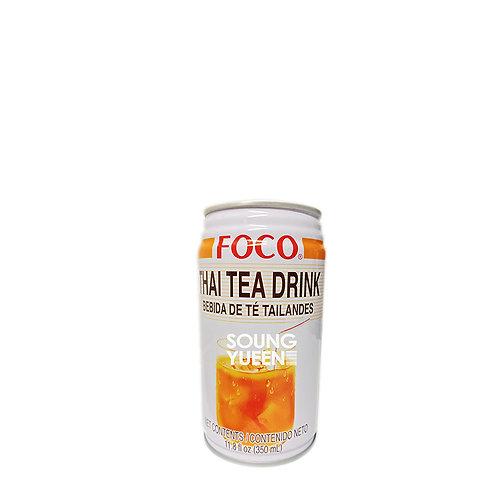 FOCO THAI TEA DRINK 350ML
