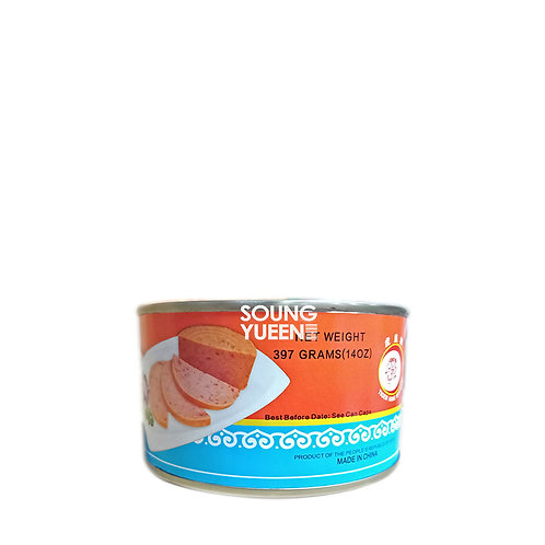 TIGER KING PORK LUNCHEON MEAT 397G