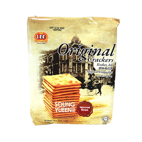 LEE CREAM CRACKERS 340G