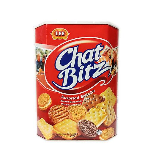 LEE CHAT BITZ ASSORTED BISCUITS 700G