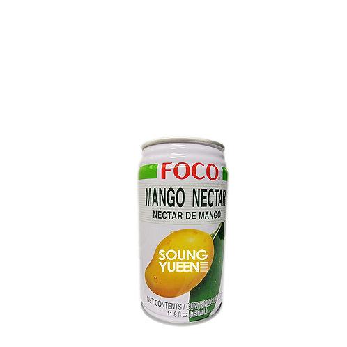 FOCO MANGO NECTAR DRINK 350ML