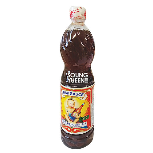 GOLDEN BOY FISH SAUCE 725ML