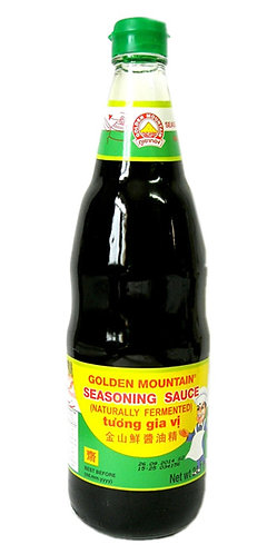 GOLDEN MOUNTAIN SEASONING SAUCE 600ML