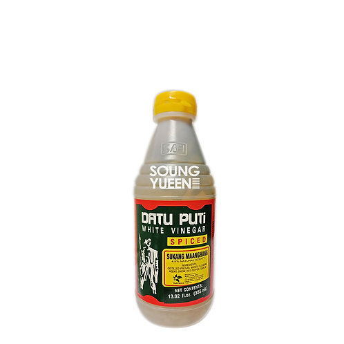 DATU PUTI WHITE VINEGAR SPICED 385ML