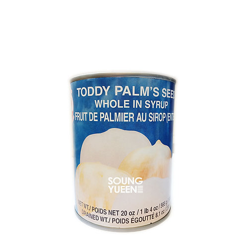 COCK TODDY PALM'S SEED 565G