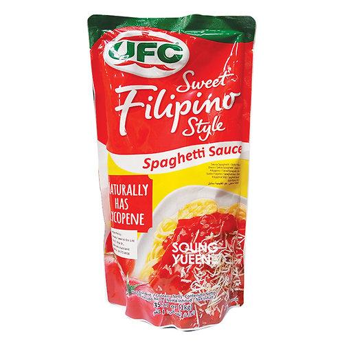 UFC FILIPINO SPAGHETTI SAUCE (SWEET) 1KG