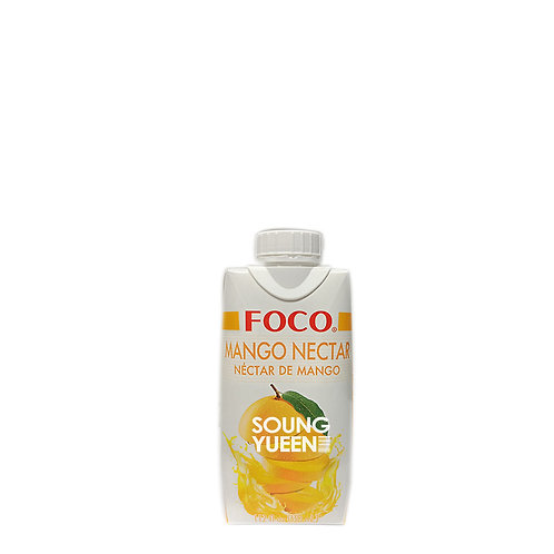 FOCO MANGO NECTAR DRINK 350ML