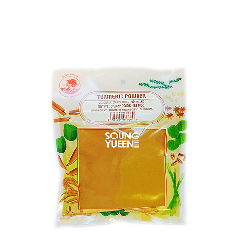 COCK TUMERIC POWDER 100G