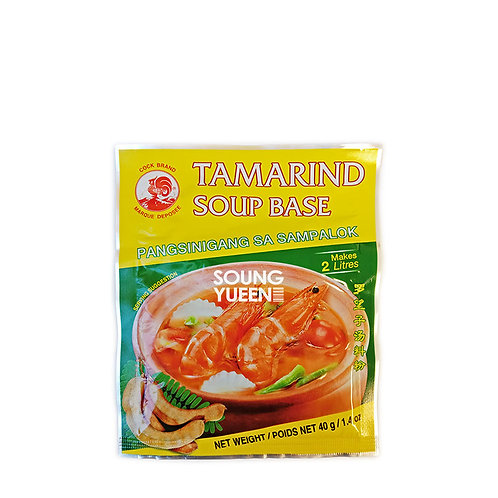 COCK TAMARIND SOUP BASE 40G