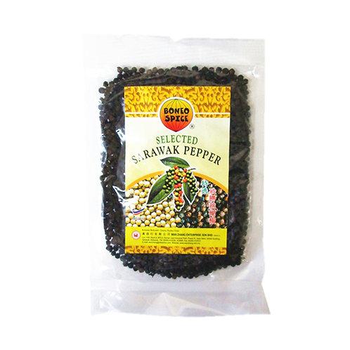 BONEO SPICE SARAWAK BLACK PEPPER CORN 100G