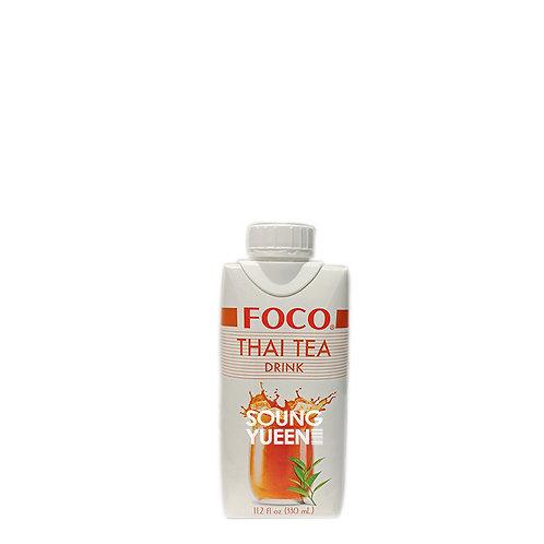 FOCO THAI TEA DRINK 330ML