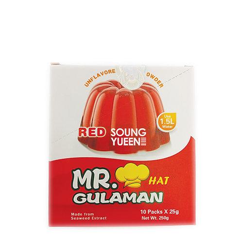 MR GULAMAN JELLY POWDER(RED) 25G